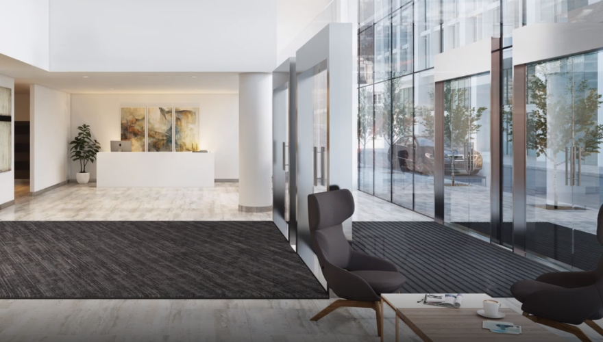 OBEX Milliken Entrance Flooring Systems