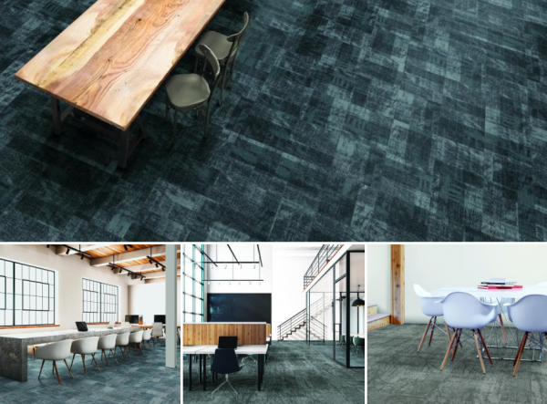 Milliken -New modular carpet collection