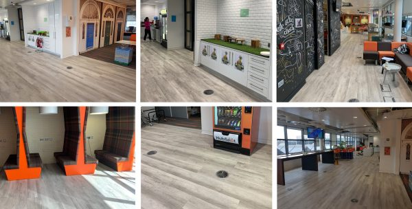 Refresh your Canteen Flooring